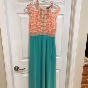 Colorful maxi from alter state size small